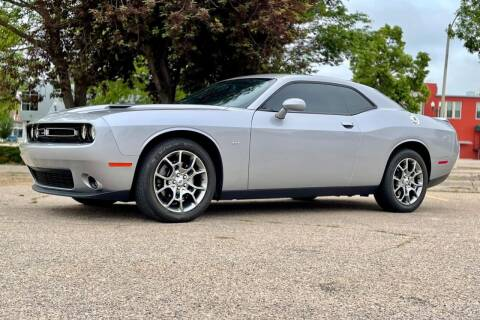 2017 Dodge Challenger for sale at Island Auto Off-Road & Sport in Grand Island NE