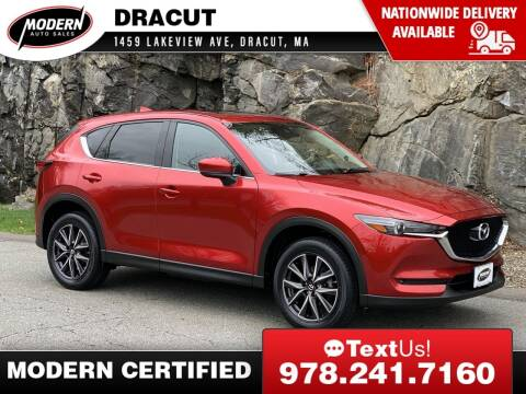 2017 Mazda CX-5 for sale at Modern Auto Sales in Tyngsboro MA