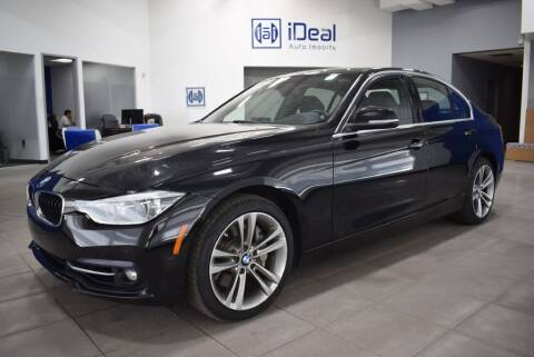 2016 BMW 3 Series for sale at iDeal Auto Imports in Eden Prairie MN