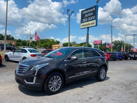 2017 Cadillac XT5 for sale at Michaels Autos in Orlando FL