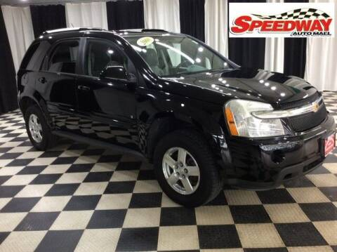 2008 Chevrolet Equinox for sale at SPEEDWAY AUTO MALL INC in Machesney Park IL