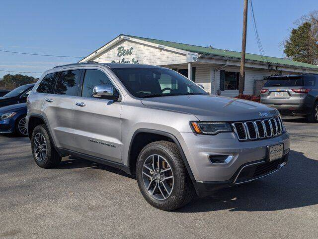 2017 Jeep Grand Cherokee for sale at Best Used Cars Inc in Mount Olive NC