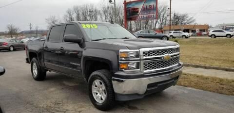 2015 Chevrolet Silverado 1500 for sale at Albi Auto Sales LLC in Louisville KY