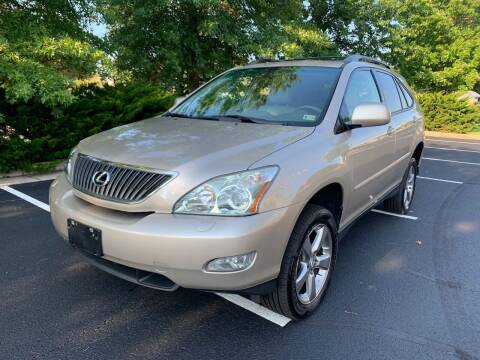 2004 Lexus RX 330 for sale at Dreams Auto Group LLC in Sterling VA