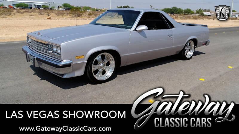 1981 Chevrolet El Camino for sale in Las Vegas, NV