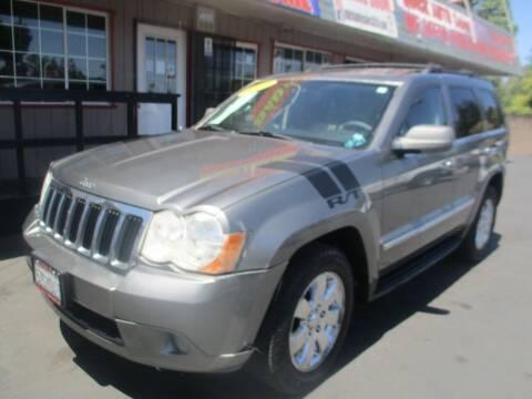 2008 Jeep Grand Cherokee for sale at Quick Auto Sales in Modesto CA