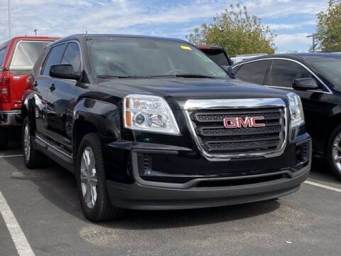 2017 GMC Terrain for sale at Sands Chevrolet in Surprise AZ