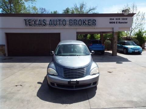 2009 Chrysler PT Cruiser for sale at Texas Auto Broker in Killeen TX