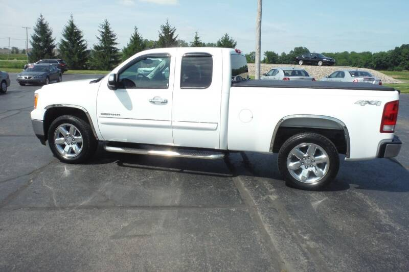 2012 GMC Sierra 1500 for sale at Bryan Auto Depot in Bryan OH