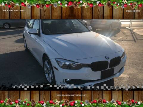 2015 BMW 3 Series for sale at Rock Star Auto Sales in Las Vegas NV