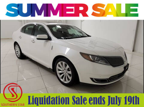 2013 Lincoln MKS for sale at Southern Star Automotive, Inc. in Duluth GA