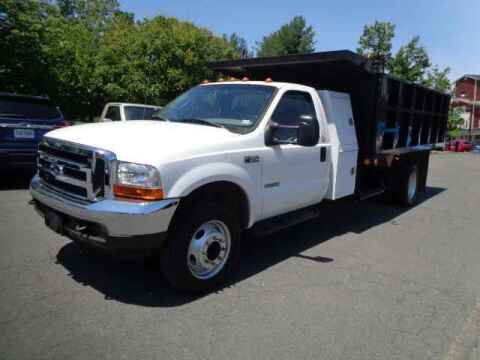 2004 Ford F-550 Super Duty for sale at Purcellville Motors in Purcellville VA
