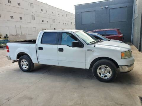 2005 Ford F-150 for sale at Affordable Mobility Solutions, LLC - Standard Vehicles in Wichita KS