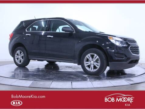 2016 Chevrolet Equinox for sale at Bob Moore Kia in Oklahoma City OK