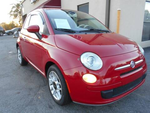 2012 FIAT 500 for sale at AutoStar Norcross in Norcross GA