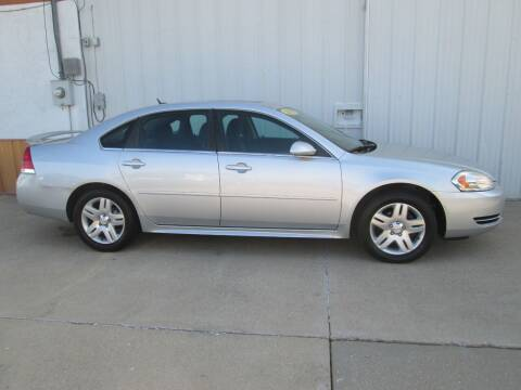 2013 Chevrolet Impala for sale at Parkway Motors in Osage Beach MO
