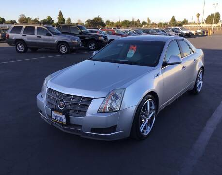 2009 Cadillac CTS for sale at My Three Sons Auto Sales in Sacramento CA