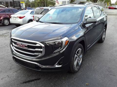 2020 GMC Terrain for sale at YOUR BEST DRIVE in Oakland Park FL