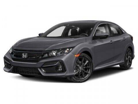 2021 Honda Civic for sale at APPLE HONDA in Riverhead NY