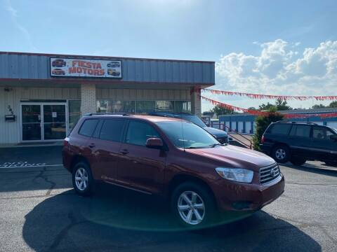 2010 Toyota Highlander for sale at FIESTA MOTORS in Hagerstown MD