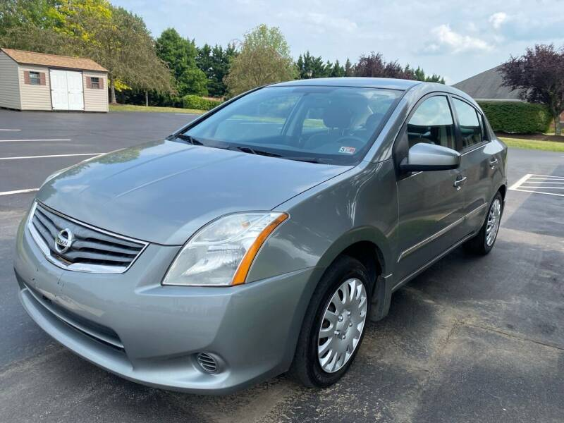 2010 Nissan Sentra for sale at PREMIER AUTO SALES in Martinsburg WV