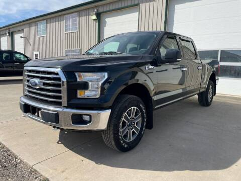 2015 Ford F-150 for sale at Northern Car Brokers in Belle Fourche SD