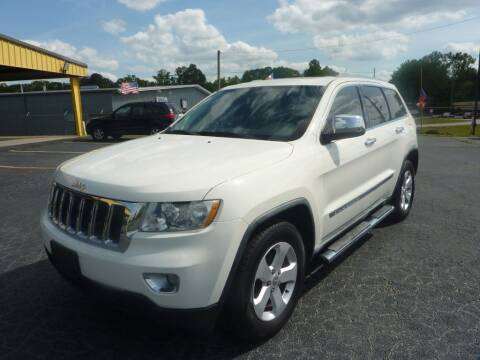 2011 Jeep Grand Cherokee for sale at Roswell Auto Imports in Austell GA
