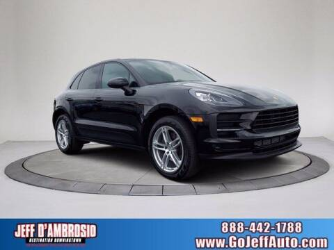2019 Porsche Macan for sale at Jeff D'Ambrosio Auto Group in Downingtown PA