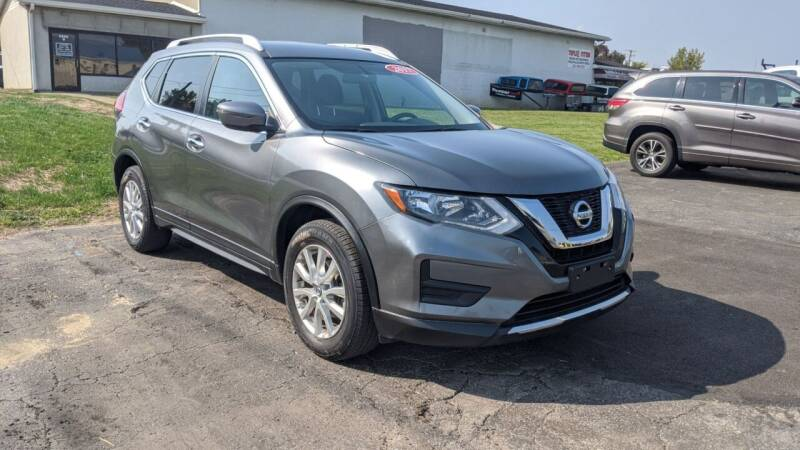 2017 Nissan Rogue for sale at Newport Auto Group Boardman in Boardman OH