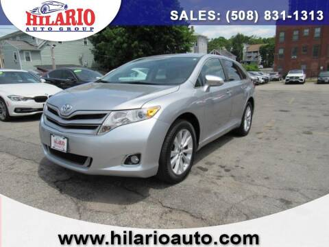 2015 Toyota Venza for sale at Hilario's Auto Sales in Worcester MA