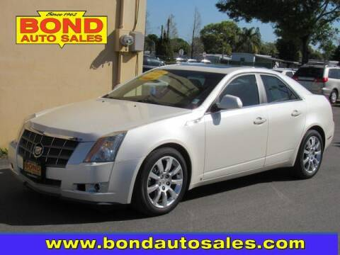 2009 Cadillac CTS for sale at Bond Auto Sales in St Petersburg FL
