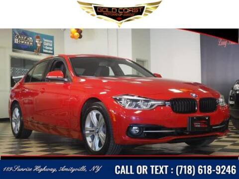 2015 BMW 3 Series for sale at Sunrise Auto Outlet in Amityville NY