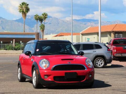 2010 MINI Cooper Clubman for sale at Jay Auto Sales in Tucson AZ
