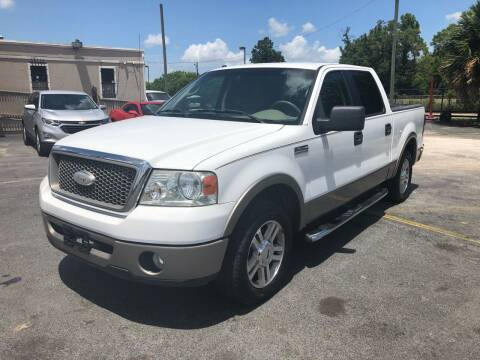 2006 Ford F-150 for sale at Saipan Auto Sales in Houston TX
