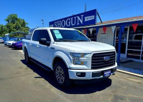 2016 Ford F-150 for sale at Shogun Auto Center in Hanford CA