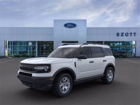 2021 Ford Bronco Sport for sale at Szott Ford in Holly MI