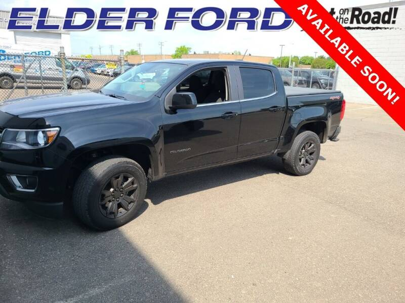 2016 Chevrolet Colorado for sale at Mr Intellectual Cars in Troy MI