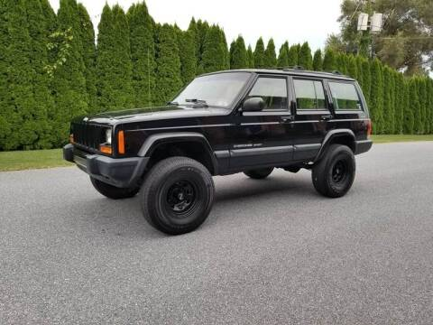 2000 Jeep Cherokee for sale at Kingdom Autohaus LLC in Landisville PA