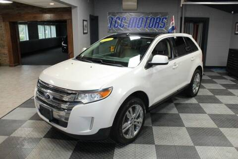2011 Ford Edge for sale at TCC Motors in Farmington Hills MI
