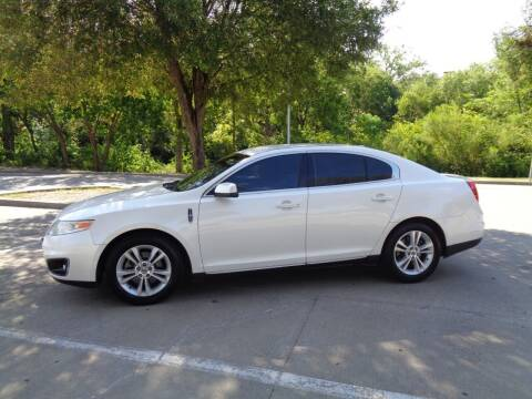 2011 Lincoln MKS for sale at ACH AutoHaus in Dallas TX