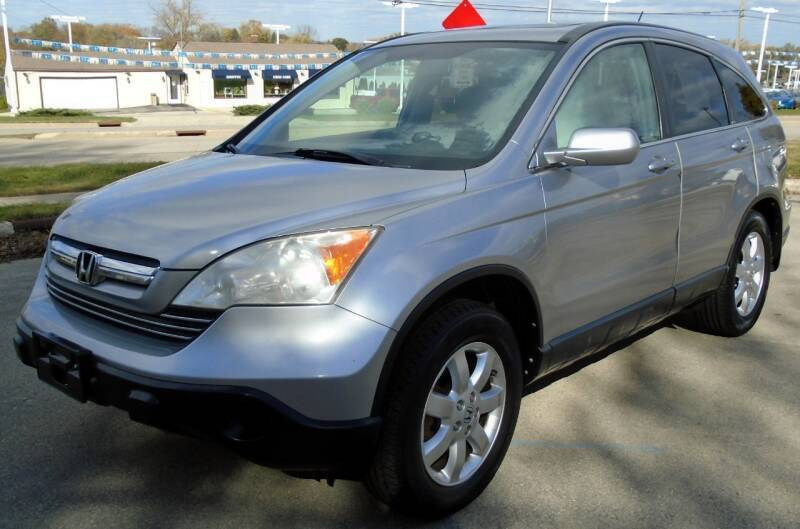 2007 Honda CR-V for sale at Waukeshas Best Used Cars in Waukesha WI
