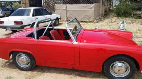1961 Austin-Healey Sprite for sale at Classic Car Deals in Cadillac MI