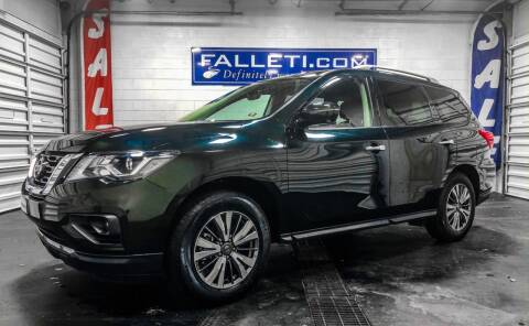 2019 Nissan Pathfinder for sale at Falleti Motors, Inc.  est. 1976 in Batavia NY