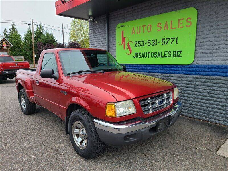 2002 Ford Ranger for sale at Vehicle Simple @ JRS Auto Sales in Parkland WA