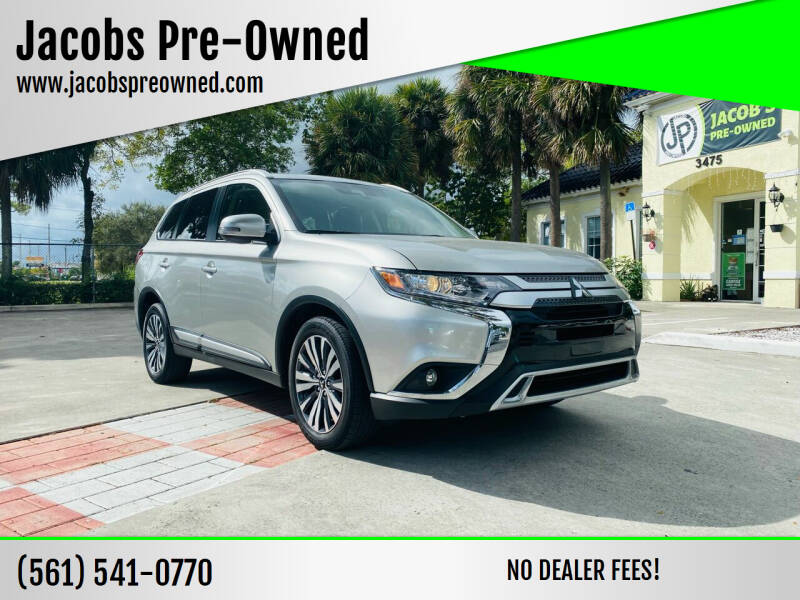 2020 Mitsubishi Outlander for sale at Jacobs Pre-Owned in Lake Worth FL