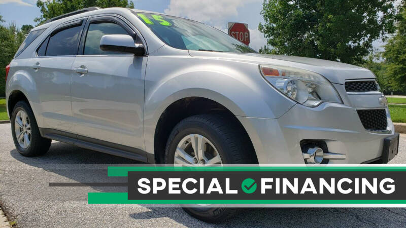 2015 Chevrolet Equinox for sale at Chris Motors in Decatur GA