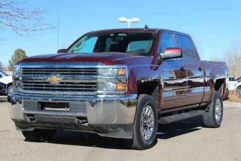 2016 Chevrolet Silverado 2500HD for sale at COURTESY MAZDA in Longmont CO