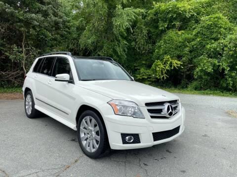 2010 Mercedes-Benz GLK for sale at Pristine AutoPlex in Burlington NC