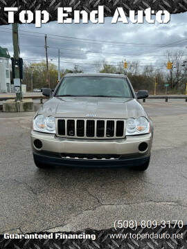 2005 Jeep Grand Cherokee for sale at Top End Auto in North Atteboro MA