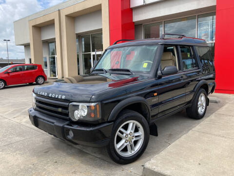 2003 Land Rover Discovery for sale at Thumbs Up Motors in Warner Robins GA